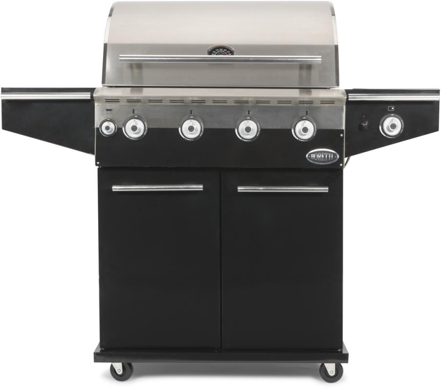 Boretti barbecues Boretti gasbarbecue Ligorio