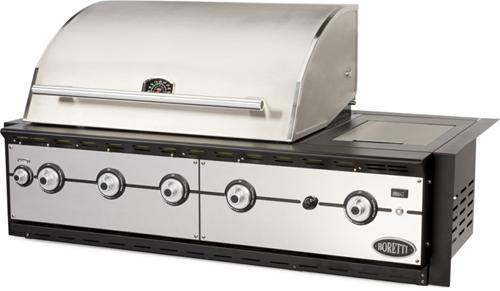 Boretti gasbarbecue Ligorio Top