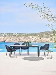 Cane-line Breeze dining stoel, stapelbaar