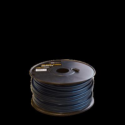 12 Volt kabel AWG14 voor Lightpro tuinverlichting, 25 meter