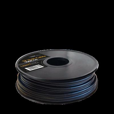 12 Volt Kabel AWG14 voor Lightpro tuinverlichting, 100 meter