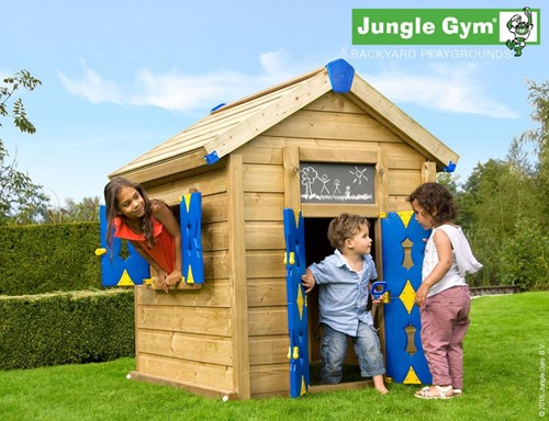 Jungle Gym Playhouse