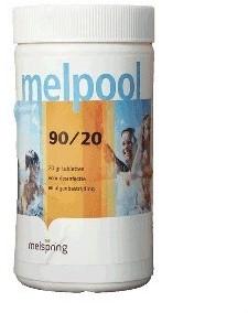 90/20 chloortabletten voor spa, langzaam oplossend, voor desinfectie, 1 kg