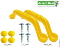 Jungle Gym handgreep, geel (per paar)-2