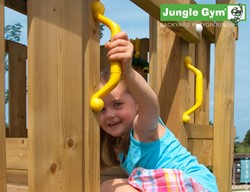 Jungle Gym handgreep, geel (per paar)