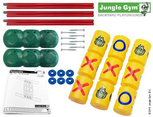 Jungle Gym tic tac toe module-2