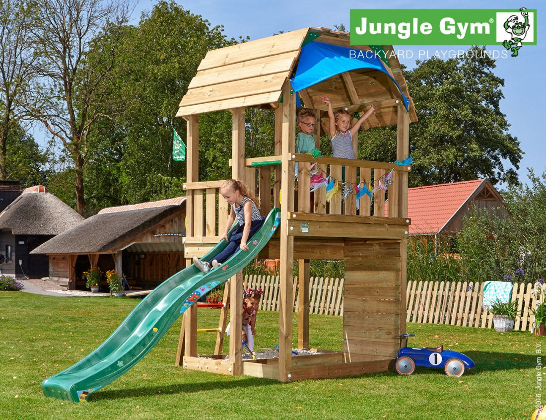 Jungle Gym montagekit Jungle Barn