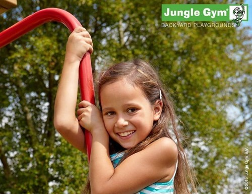 Jungle Gym brandweerpaal
