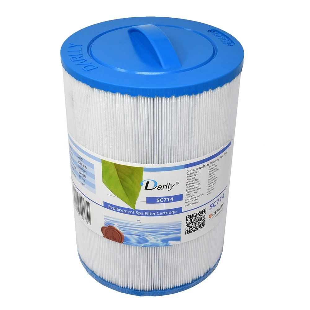 Darlly filters Darlly spa filter voor hot tub, type SC714, afm. 50 ft2 (6CH-940)
