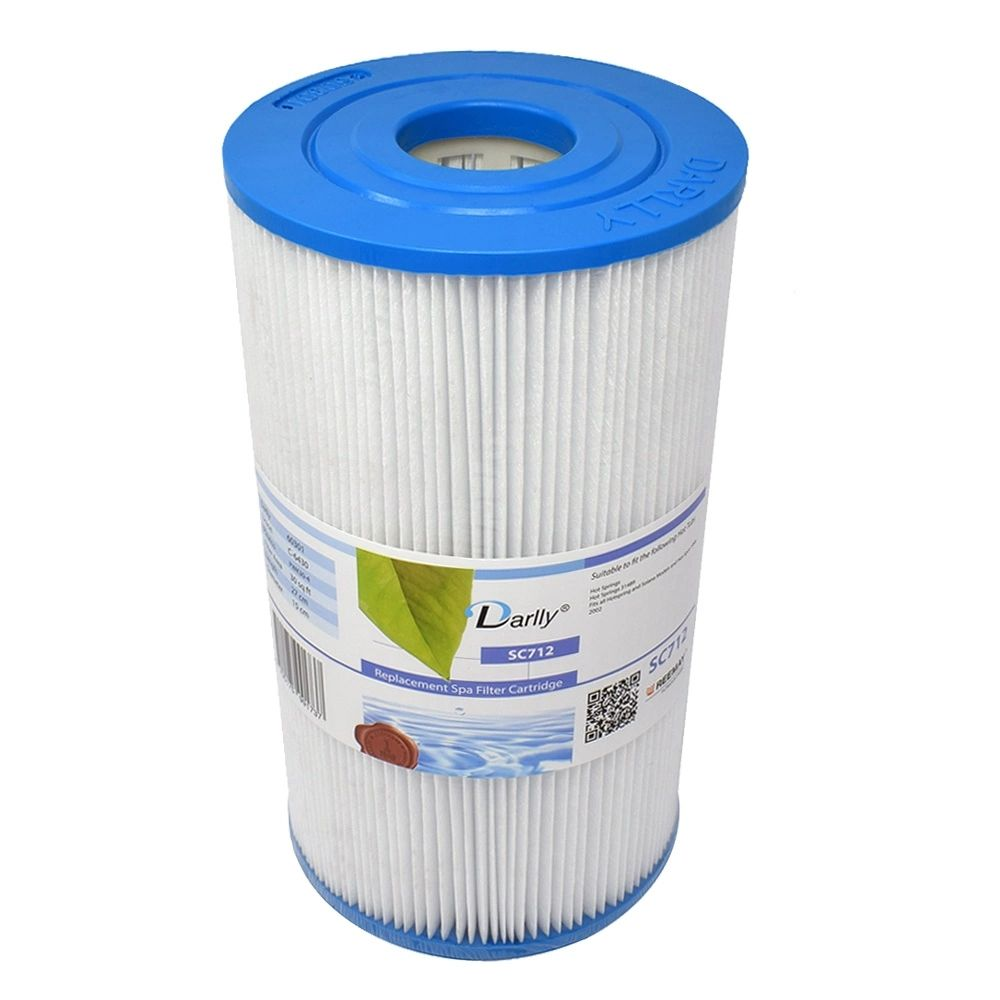 Darlly filters Darlly spa filter voor jacuzzi, type SC712, afm. 30 ft2 (C-6430)