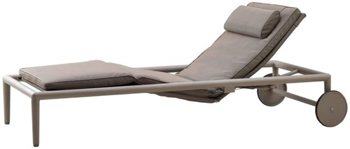 Cane-line daybed Conic