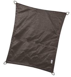 Nesling Coolfit schaduwdoek, rechthoek, afmeting 3 x 4 m, antraciet