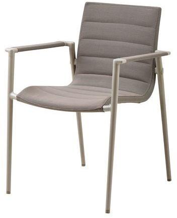 Cane-line Core stoel met armleuningen - brown