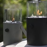 Cosi Fires gaslantaarn Cosiscoop, zwart-3