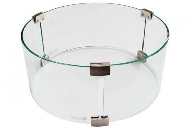 Cosi Fires Cosi glasset rond, diam 46 cm, hoogte 22 cm, glas