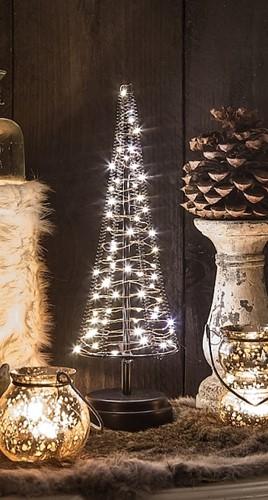 """Kerstboom """"Santas Tree L"""" hoogte 42 cm, 85 LED"""