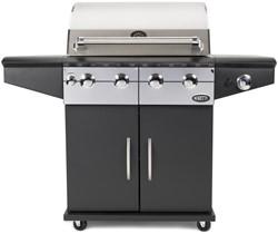 Boretti gasbarbecue Da Vinci Nero