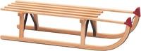 Slee Davos, lengte 100 cm, naturel beukenhout