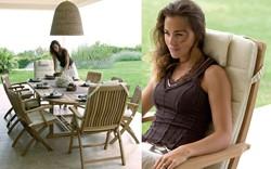 Royal Botania Del Rey stoel