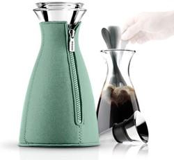 Eva Solo koffiemaker Café Solo, inhoud 1,0 liter, granite green