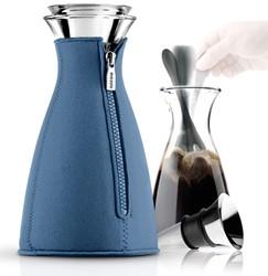 Eva Solo koffiemaker Café Solo, inhoud 1,0  liter,  moonlight blue