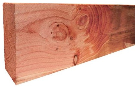 douglas gording, geschaafd, afm.  5,8 x 19,0 cm, lengte 500 cm