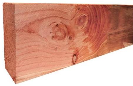 douglas gording, geschaafd, afm.  5,8 x 19,0 cm, lengte 600 cm