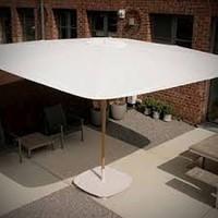 umbrosa legno 3,5 x 3,5m, premium alba wit, showmodel-2
