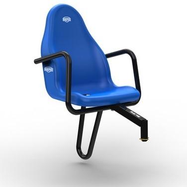 BERG passenger seat Basic/Extra Blue (duostoel)