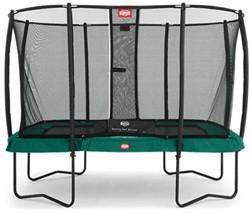 BERG trampoline EazyFit, veiligheidsnet DeLuxe EazyFit, afm. 220 x 330 cm.