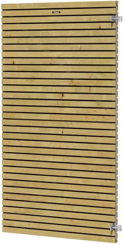 Hillhout Elan tuindeur Excellent, afm. 100 x 180 cm, geïmpregneerd vuren