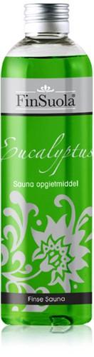 Sauna opgietmiddel, eucalyptus, fles 250 ml