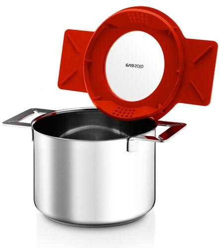 Eva Solo pan, 3,0 l/ 18 cm, rood