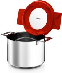 Eva Solo pan, 4,0 l/ 20 cm, rood
