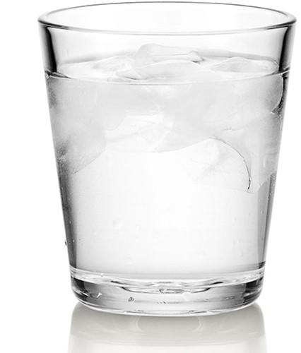 Eva Solo drinkglazen, inhoud 25 cl, set van 6 stuks