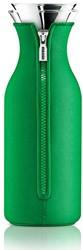 Eva Solo Fridge karaf, inhoud 1,0 liter, glas met jolly green hoes