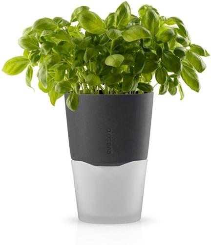 Eva Solo kruidenpot, 13 cm, grijs