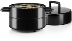 Eva Solo To Go Grill, diameter 32 cm, zwart