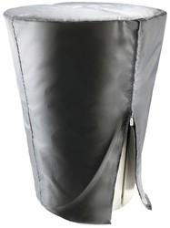 Eva Solo beschermhoes voor houtskoolbarbecue met diameter 49cm, zwart