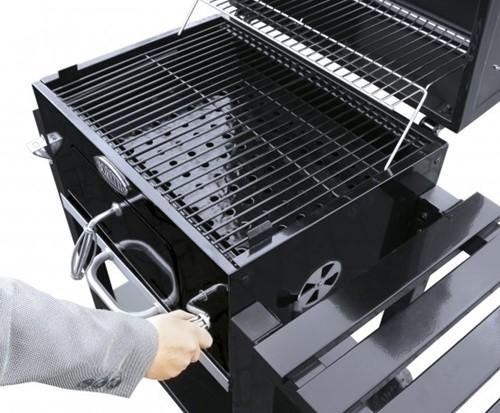 Boretti houtskoolbarbecue Carbone-3