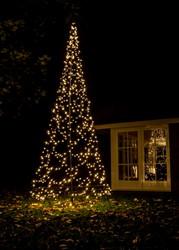 Fairybell kerstboom, hoogte 420 cm, 640 LED's