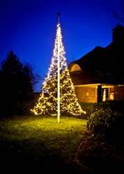 Fairybell kerstboom, hoogte 600 cm, 960 LED's