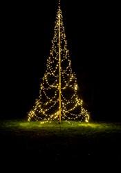 Fairybell kerstboom, hoogte 600 cm, 600 LED's