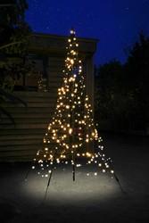 Fairybell kerstboom, hoogte 200 cm,  300 LED's