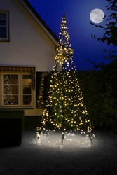 Fairybell kerstboom, hoogte 400 cm,  640 LED's