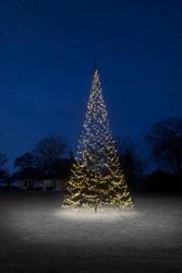 Fairybell kerstboom, hoogte 800 cm, 1500 LED's