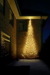 Fairybell muurkerstboom, hoogte 600 cm, 450 LED's