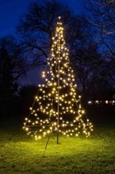 Fairybell kerstboom, hoogte 300 cm, 300 LED's