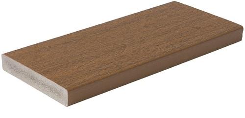 Kantplank zonder groef, afm. 24 x 136 mm, lengte 244 cm, prijs per plank