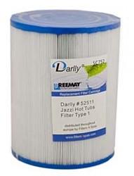 Darlly spa filter voor jacuzzi, type SC848